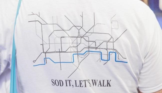 Walk, talk, network!